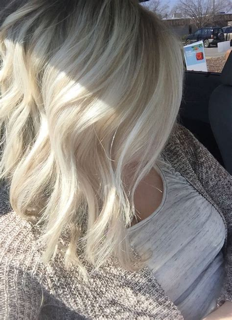 platinum and ash brown hair 1495 best hair images on pinterest blondes hair color