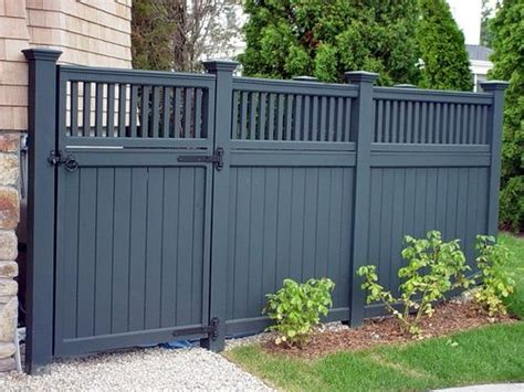 25 best ideas about fence styles on front yard fence backyard fences and fence ideas