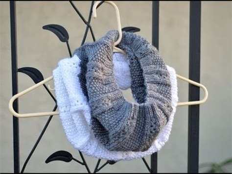 knitting pattern scarf circular needle diy how to knit a scarf with circular needle two