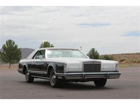 1979 lincoln continental value 1979 lincoln continental for sale on classiccars 24