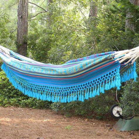 Handmade Hammock - captain s line handmade ecuador hammock dfohome