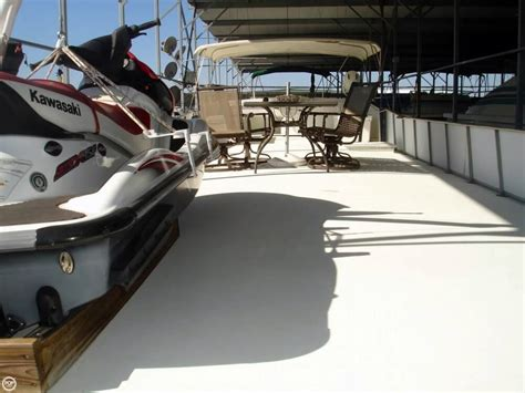used round boat 1984 used lazydays 57 round bow house boat for sale