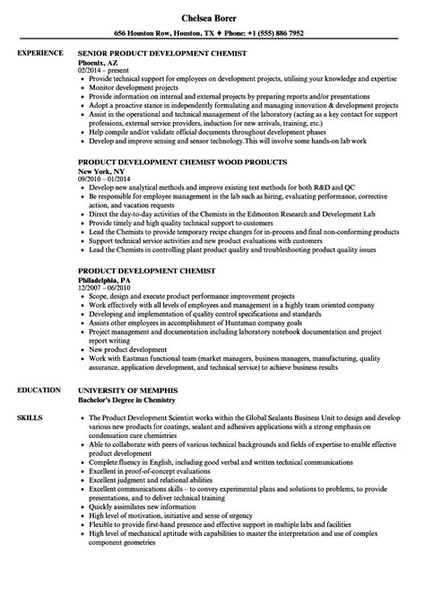 contemporary lab chemist resume sle pictures resume