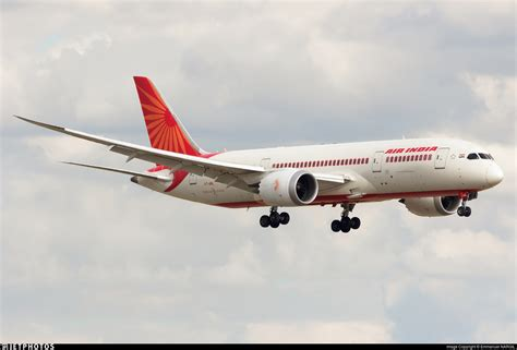air india ai115 vt anl b787 dreamliner vt anl boeing 787 8 dreamliner air india emmanuel