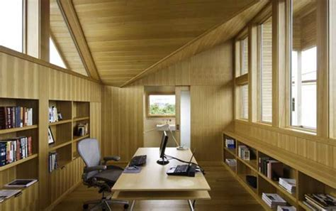 wooden beach house designs wooden beach house with office room ideas
