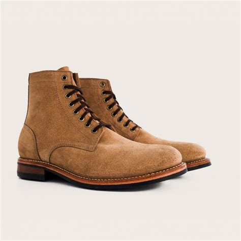 oak bootmakers out dainite trench