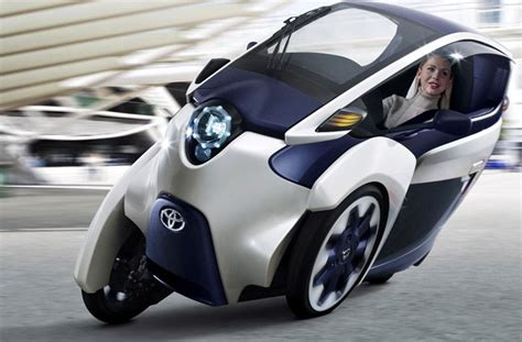 i road consumers to test ultra compact i road ev in tokyo