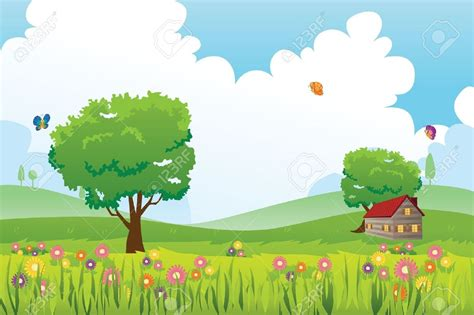 Clipart Of Scenery nature scenery clipart clipartsgram