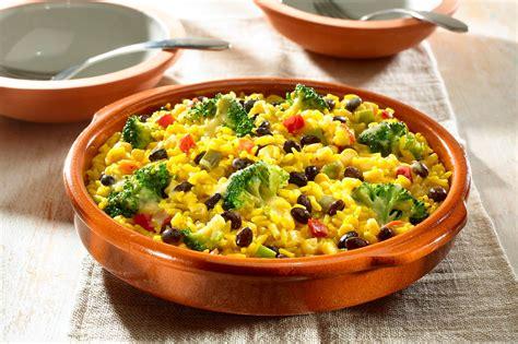 Garden And Gun Beans And Rice Miplato Arroz Espa 241 Ol Bajo En Sodio Con Verduras Y