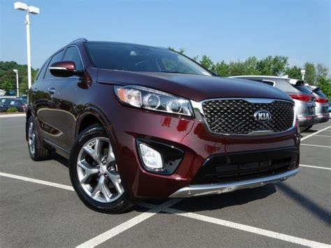 Kia Suvs Reviews 2017 Kia Sorento Review Tinadh