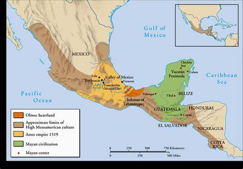 american civilizations map 187 ancient mesoamerican civilizations