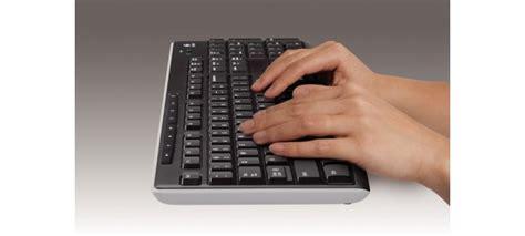 Logitech K270 Wireless Keyboard Original logitech kl 225 vesnice wireless keyboard k270 cz nejceny cz