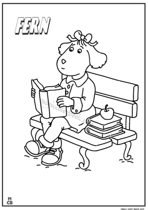 arthur coloring pages 19 best arthur coloring pages images on
