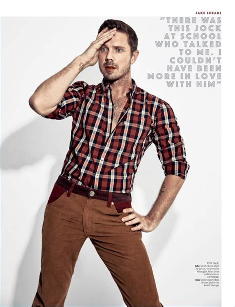 Jake Shears Neil Tennant Duet Style by Jake Shears Attitude 2017 Cover Photo Shoot Scissor