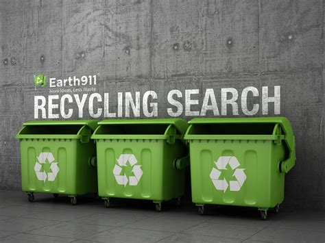recycling  waste   hazardous materials