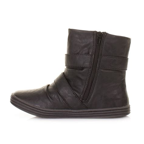 womens blowfish ranuku black relax flat casual