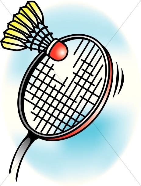 clipart badminton colorful clipart badminton pencil and in color colorful