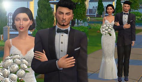 sims 4 wedding sims 4 cc s the best wedding poses by siciliaforever