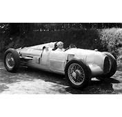 Auto Union Silver Arrow Type A 1934  SpeedDoctornet