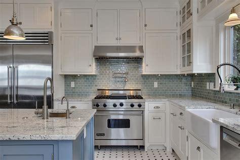 Traditional Kitchen Backsplash chrysalis remodel awards time to build
