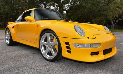 ruf porsche 993 fantasy supercar renderings ruf porsche 993 turbo rs