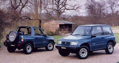1988 Suzuki Vitara Suzuki Vitara Estate 1988 2000 Photos Parkers