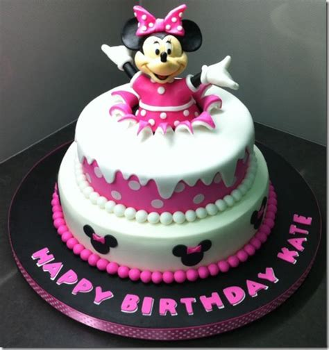 Setelan Anak Minnie Polka 3in1 23 all time favorite birthday cake ideas to try random talks