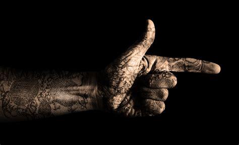 Killer Tattoo Hd | hand gesture killer killer darkness dark dark tattoo style