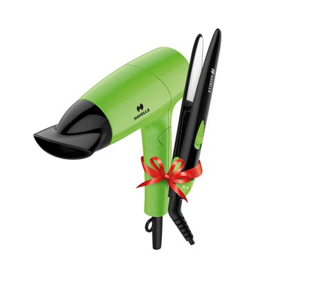 Hair Dryer And Hair Straightener Combo by Combo Pack Hair Dryer Hair Straightener Havells