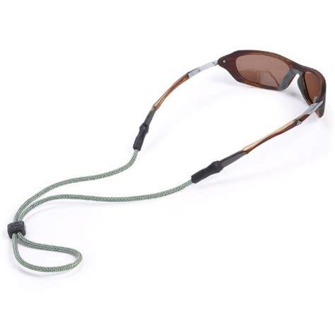 chums 5mm universal fit rope eyewear retainer black