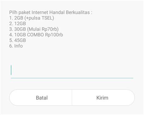 update kode kuota telkomsel murah cara daftar paket internet telkomsel murah terbaru 25 gb 90rb