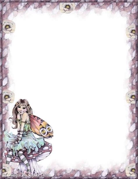 printable decorative stationery paper 368 best crafts printables writing paper and note pads