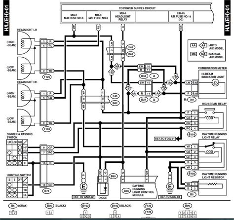 wire diagram 2006 forester dome light 37 wiring diagram