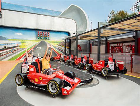 Ferrari Land In Dubai by Tickets To Ferrari Land At Portaventura Salou Attractiontix