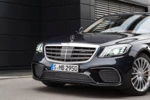 Mercedes 550 Amg Refreshing Or Revolting 2018 Mercedes S Class