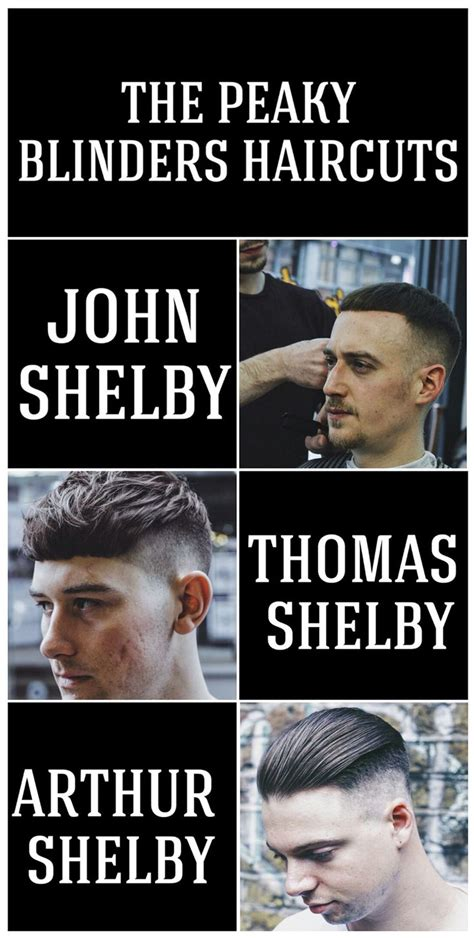 peaky blinders haircut how to 1000 id 233 es sur le th 232 me peaky blinder haircut sur