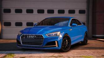 for s5 2017 audi s5 gta5 mods