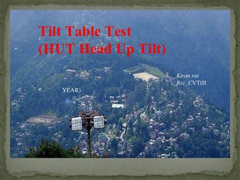 up tilt test up tilt table test kiransotang
