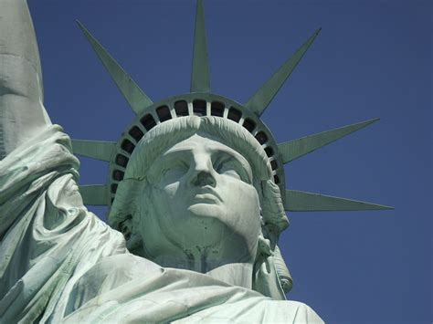statue of liberty reopens the mystery behind the lady statue of liberty reopens despite federal shutdown crain