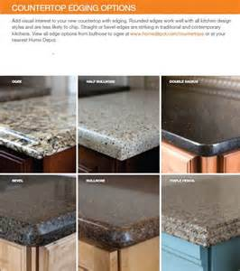 Countertop Edges Options by 17 Best Images About Kitchen Ideas On Kitchen