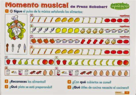 Calendario Persa De M 250 Sica Musicograma Quot Momento Musical Quot De Franz