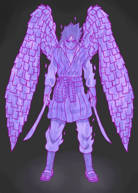 Susano Sasuke sasuke susanoo mode by marttist on deviantart