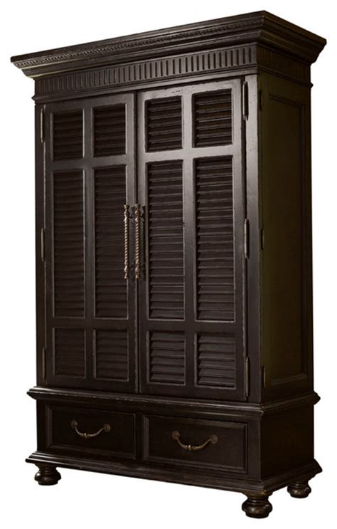 Armoires And Wardrobes by Bahama Kingstown Trafalgar Armoire Traditional