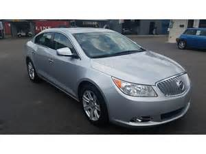 Buick Lacrosse Cxl 2010 2010 Buick Lacrosse Cxl For Sale In Franklin