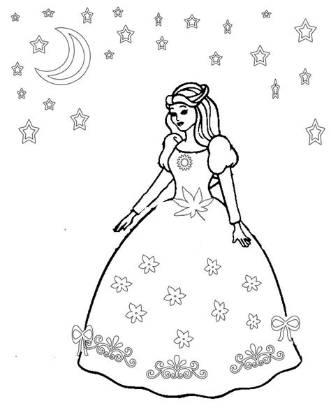coloring pages of princess dresses princess dress coloring pages reviews