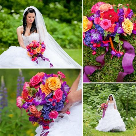 a colorful chicago wedding inspired by hindu and brides wedding inspiration colorful indian wedding decor