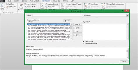 Cara Membuat Daftar Pustaka Dengan Ms Word Irvan F | cara membuat daftar pustaka dengan ms word irvan f