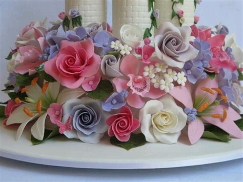 How To Make Sugar Roses For Cake Decorating by Sugar Flowers Cake Decorating Techniques