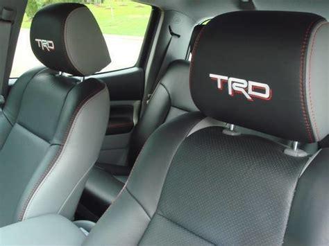 2017 toyota tacoma leather seat covers clazzio leather seat covers page 4 tacoma world autos post