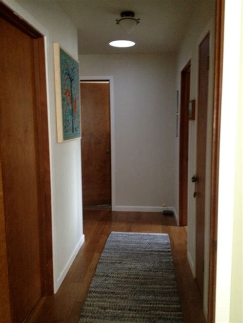 Interior Doors Paint White Or Replace With White Panel Door Painting Interior Wood Doors